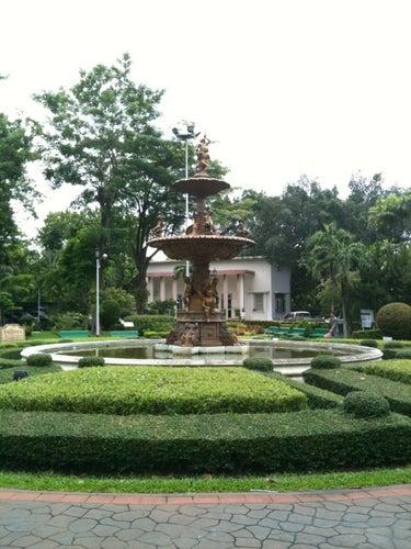สวนสราญรมย์ (Saranrom Park)