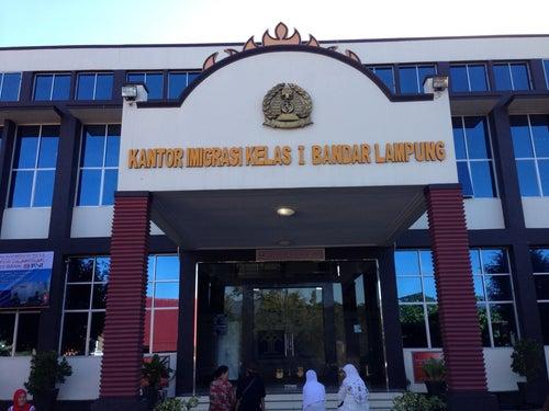 Kantor Imigrasi Kelas I Bandar Lampung
