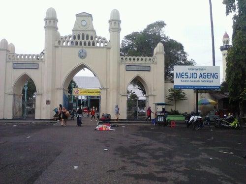 Mesjid Ageng Karaton Surakarta Hadiningrat
