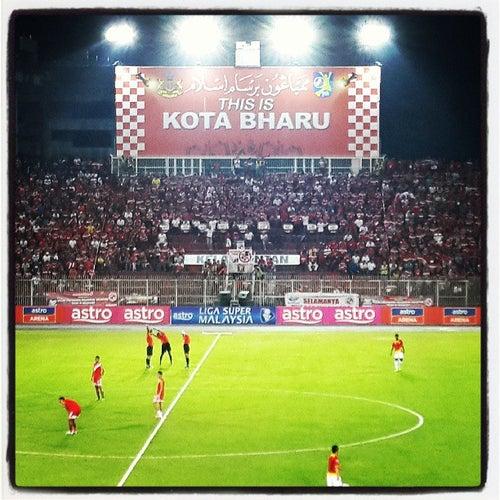 Stadium Sultan Muhammad IV