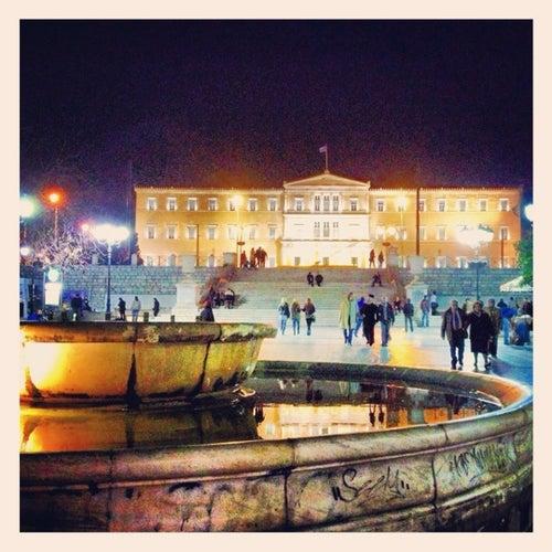 Πλατεία Συντάγματος (Syntagma Square)