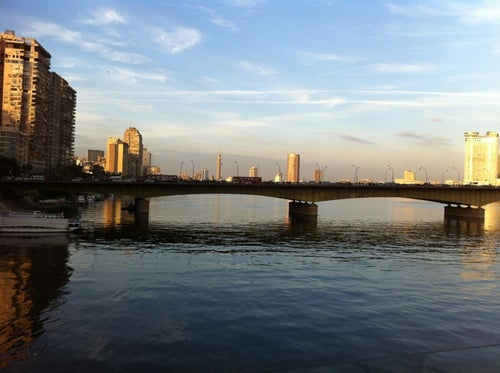 University Bridge | كوبرى الجامعة