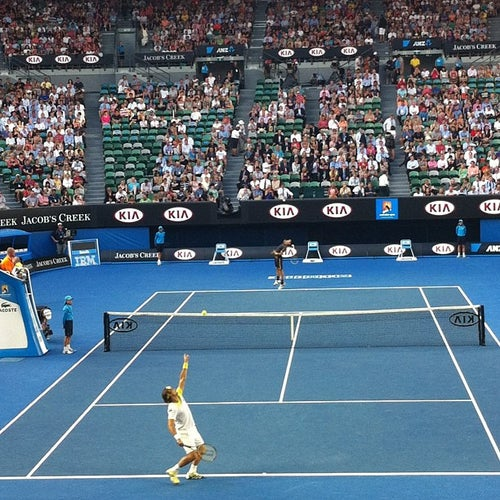 Australian Open - The Grand Slam of Asia/Pacific