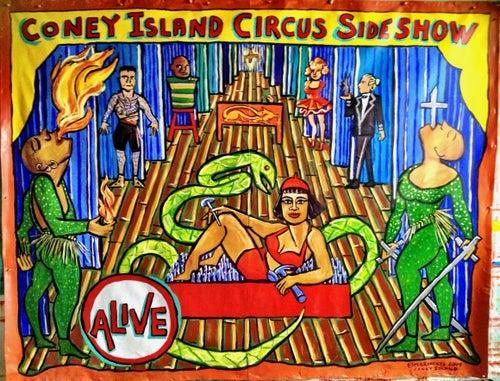 Coney Island USA - Museum & Freak Show