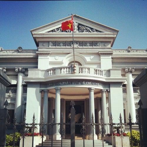 Bảo Tàng Thành Phố Hồ Chí Minh (Ho Chi Minh City Museum)