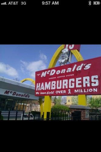McDonald's Store #1 Museum