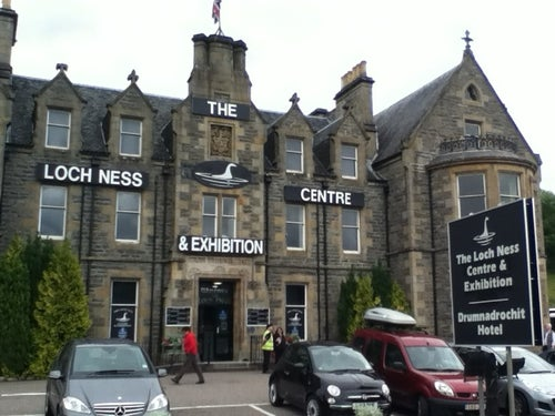 Loch Ness Centre & Exhibition Experience