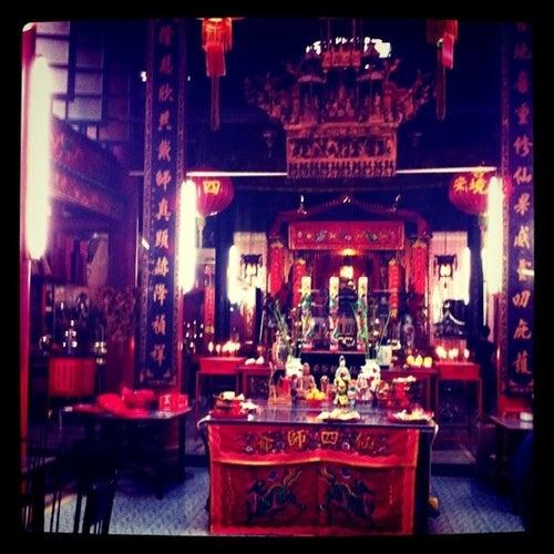 Sin Sze Si Ya Temple (仙四师爷庙)