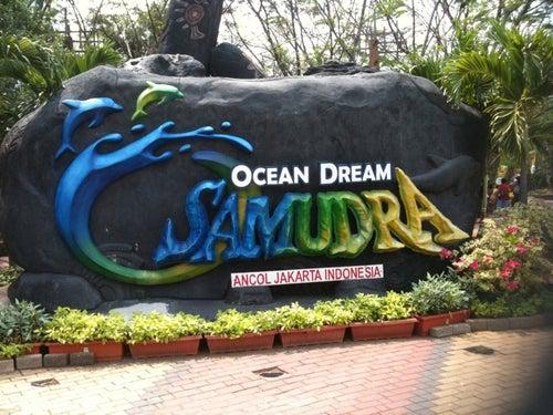 Ocean Dream Samudra (Gelanggang Samudera Ancol)