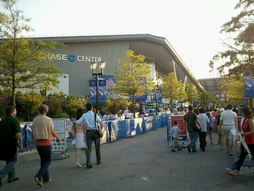 Chase Center - US Open