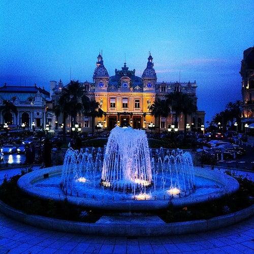 Les Jardins du Casino de Monaco