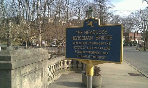 Headless Horsemen Bridge