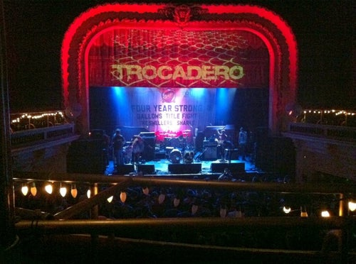 The Trocadero Theatre