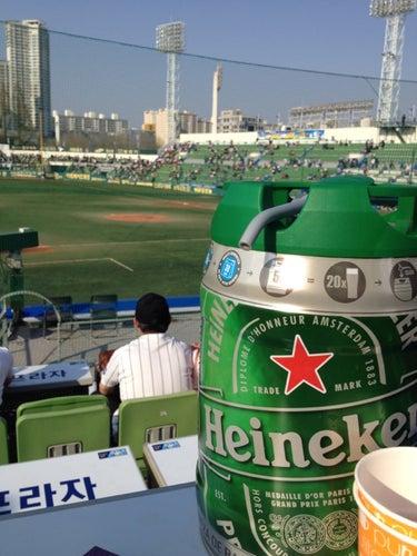 대구시민운동장 야구장 (Daegu Civic Stadium Baseball Stadium)