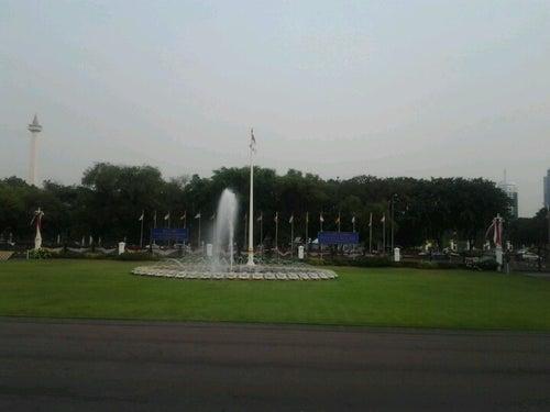 Istana Kepresidenan Jakarta (Istana Negara & Istana Merdeka)