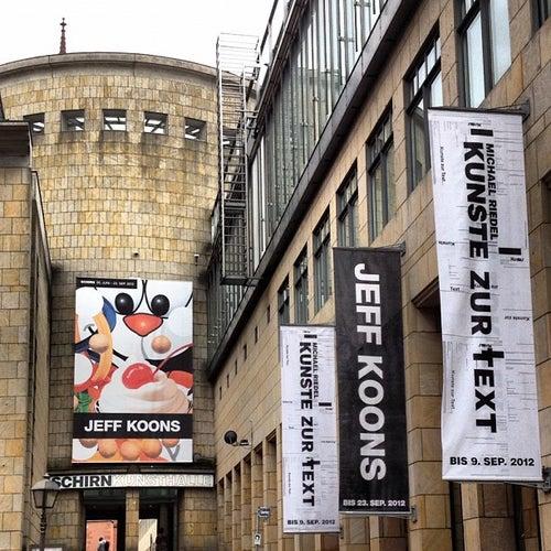 Schirn Kunsthalle Frankfurt