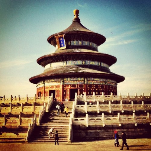 天坛 Temple of Heaven