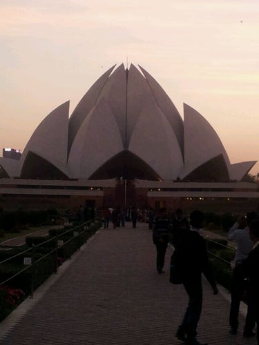 Lotus Temple (Bahá'í House of Worship)