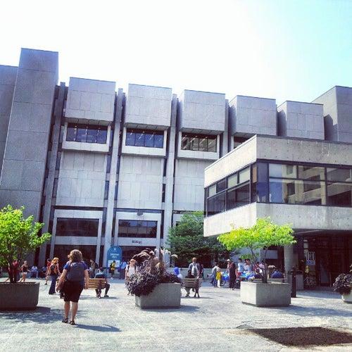 Morisset Library   Pavillon Morisset - uOttawa