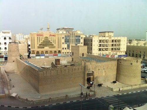 Dubai Museum متحف دبي - قلعة الفهيدي