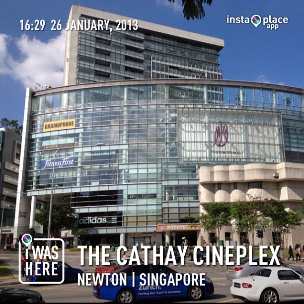 The Cathay Cineplex