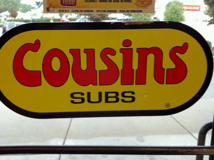 COUSINS SUBS,ice cream,subs