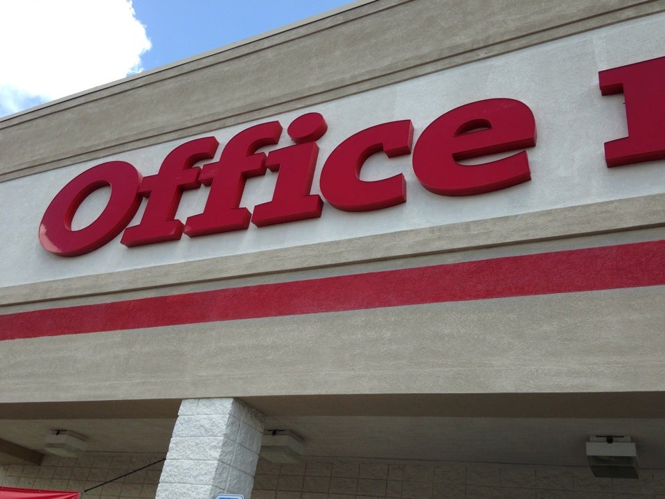 Office Depot, breakroom supplies, business forms, cleaning supplies, color laser printer toner, copier paper, envelopes, fax toner, filing & storage, ink jet printer cartridges, printer ink cartridges, printer ribbons,printer paper