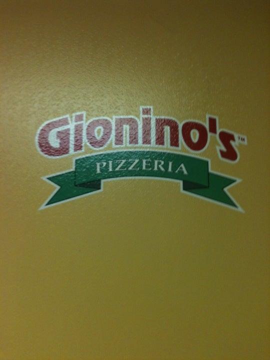 Gionino's Pizzeria,