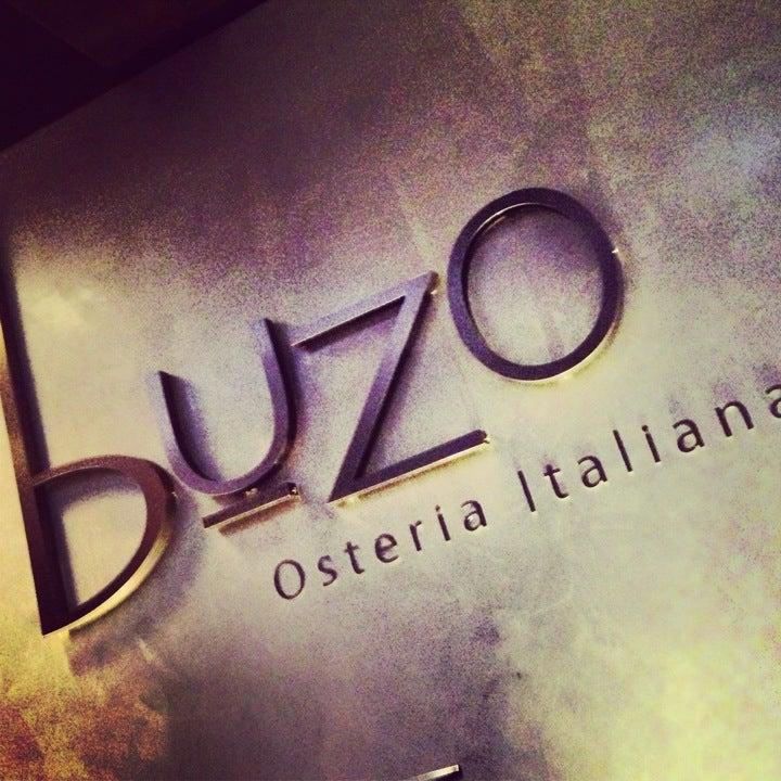 BUZO Osteria Italiano