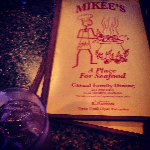 Mikee's Seafood,
