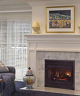 Cyprus Air Fireplace Systems,
