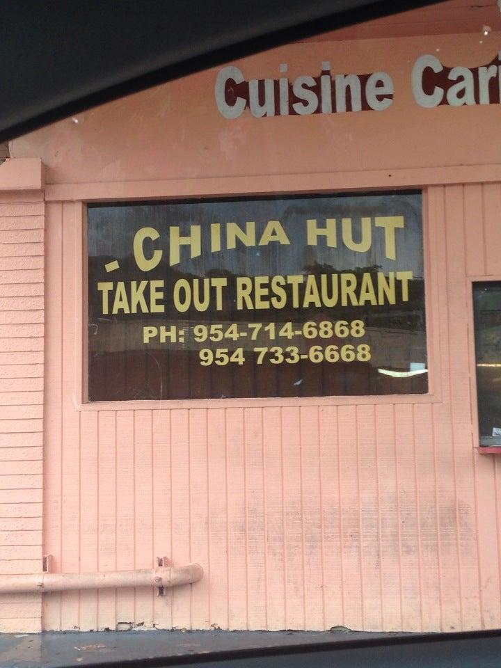 China Hut,