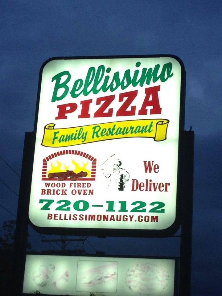 Bellissimo Pizza,