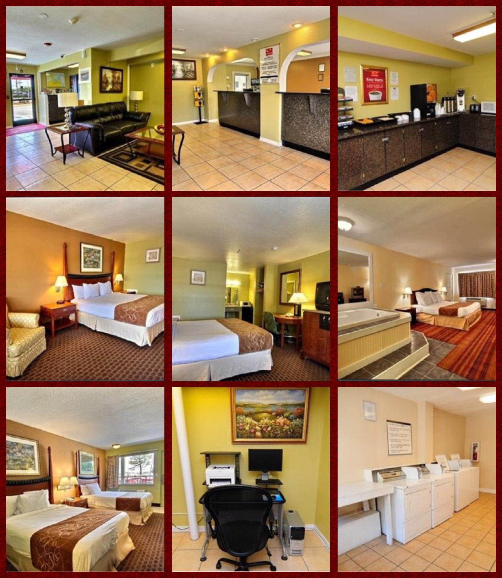 Econo Lodge Inn & Suites I-64 & US 13,