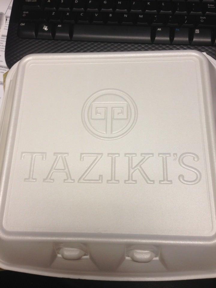 Taziki's,