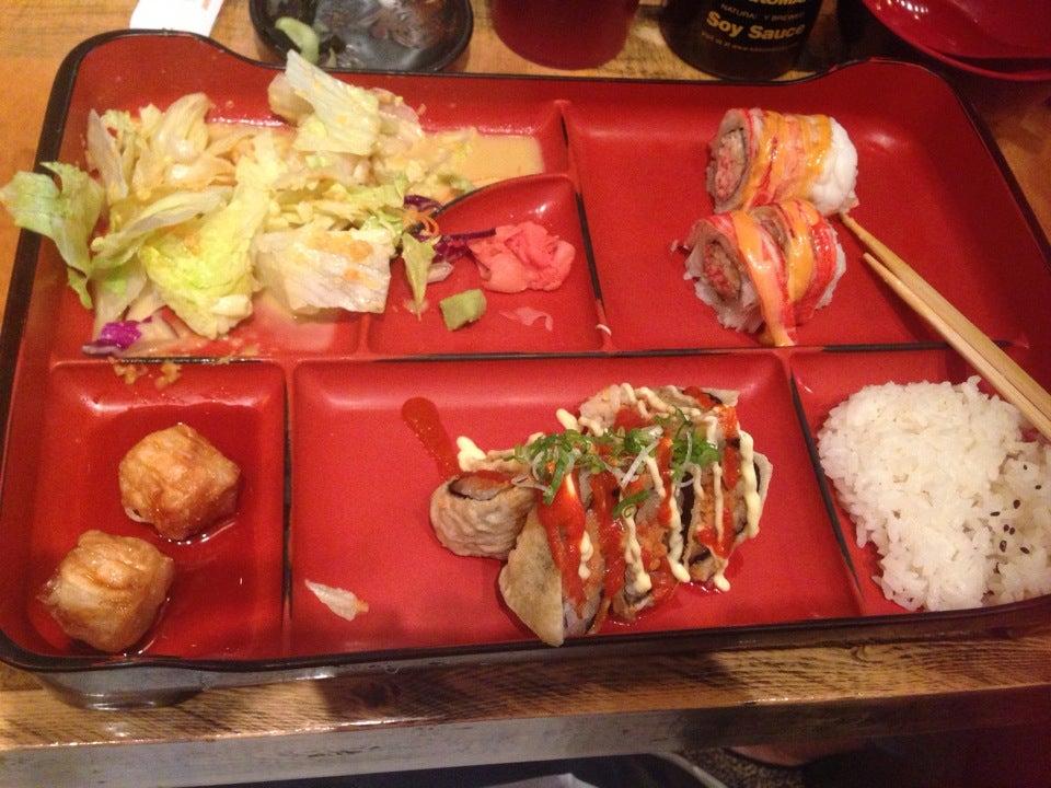 Volcano Japanese Restaurant,