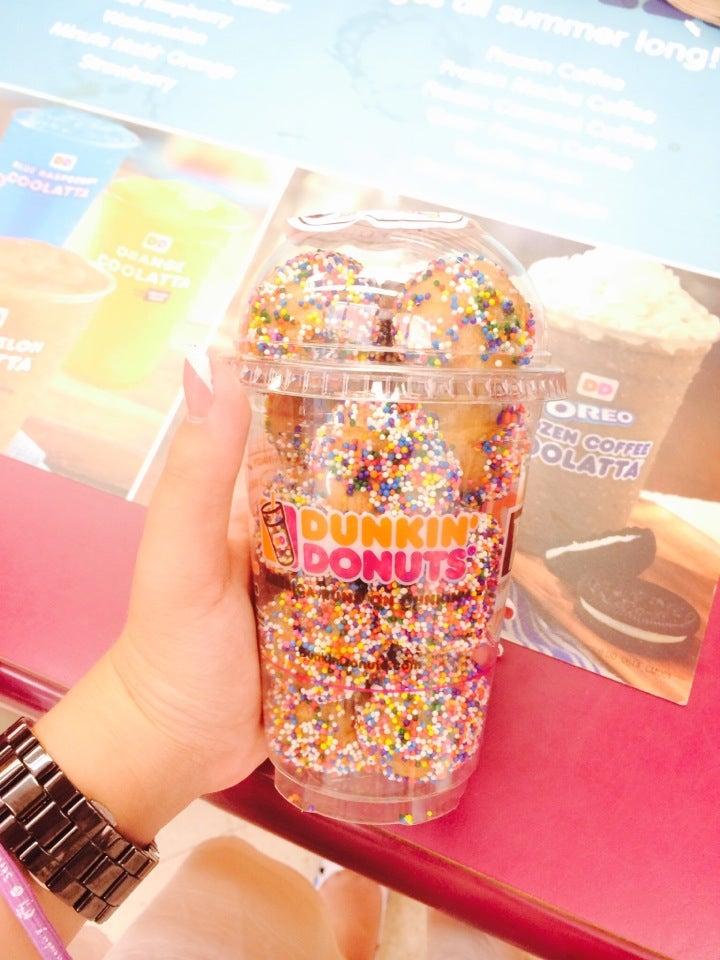 Dunkin' Donuts,coffee
