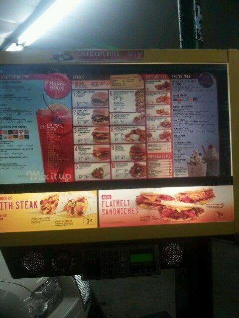 Sonic,burger,burger joint,fast food,ice cream
