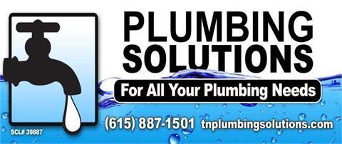 Plumbing Solutions,