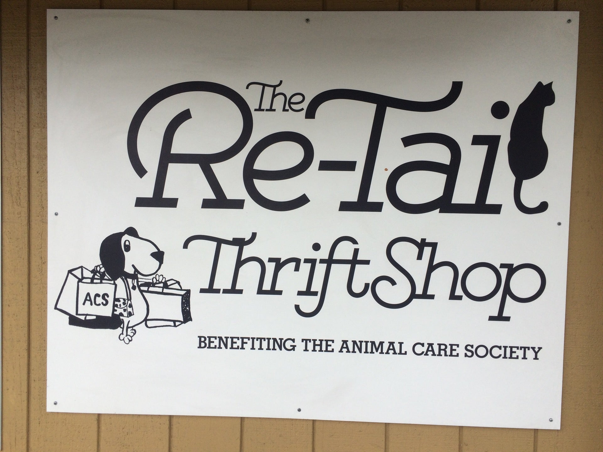 The Retail Thrift Store,