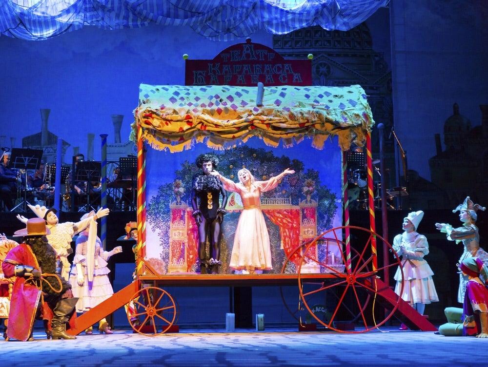 Цены на билеты в театры г москвы
