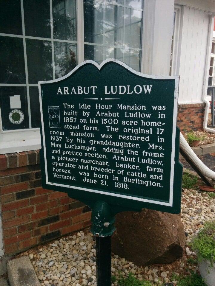 Ludlow Mansion,