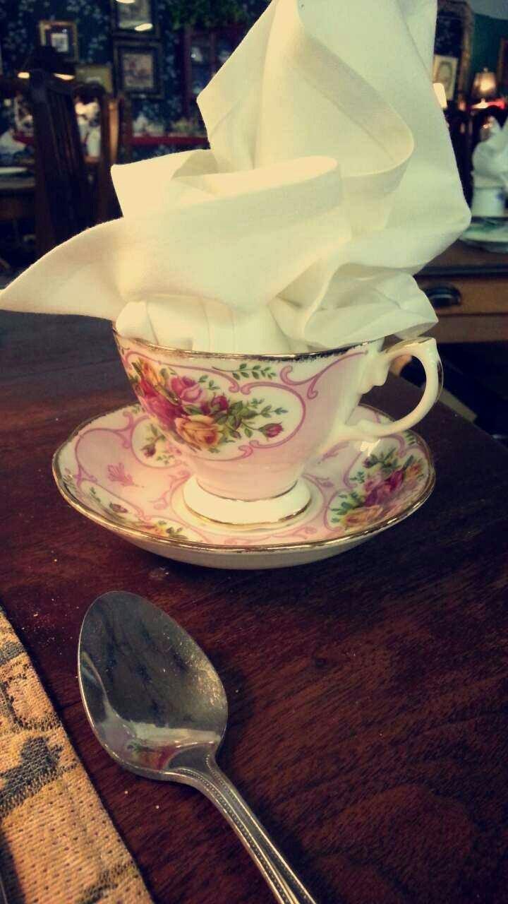 Serendipity Tea Room,
