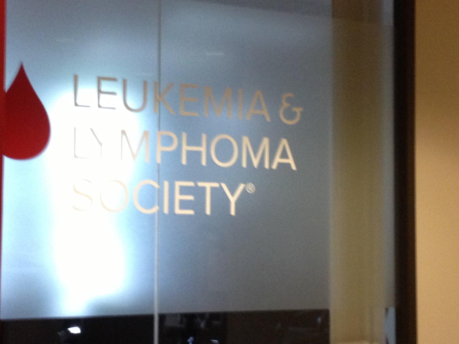 Leukemia & Lymphoma Society,non-profit organization