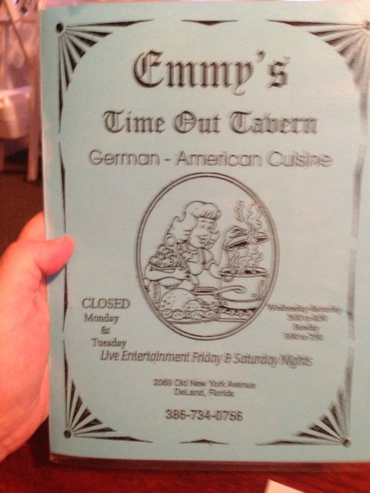 Emmy's Time Out Tavern