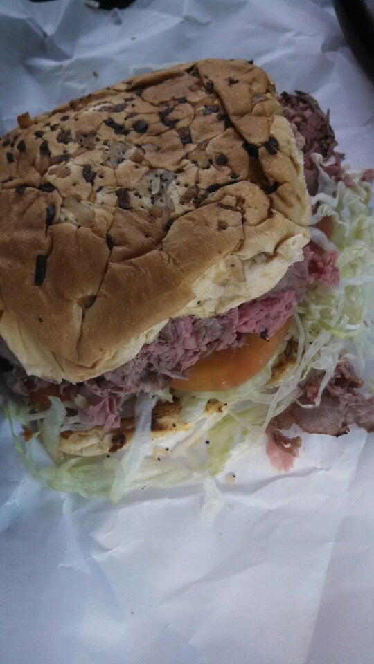 Olympia Roast Beef,