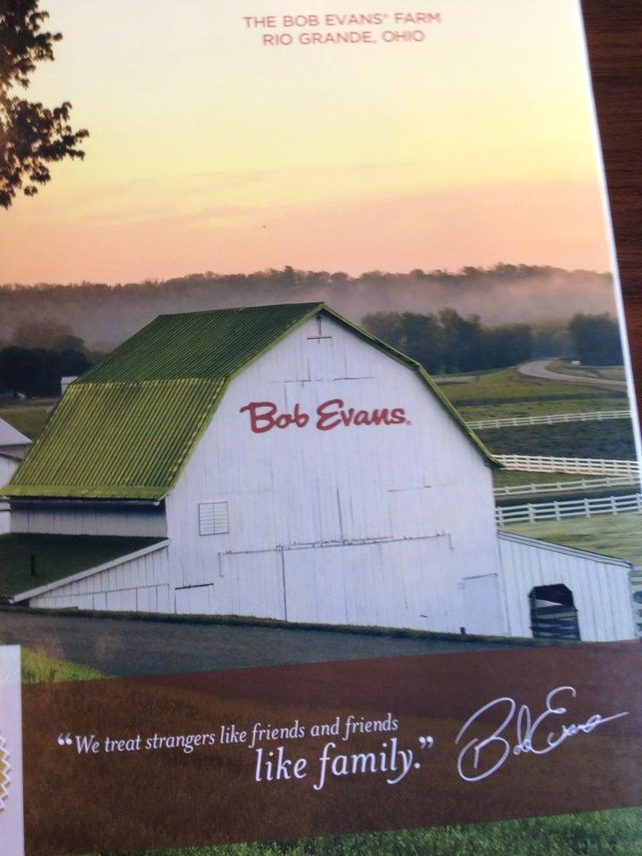 Bob Evans Restaurants,