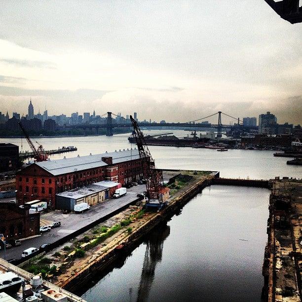 Brooklyn Navy Yard Center - BLDG 92-3