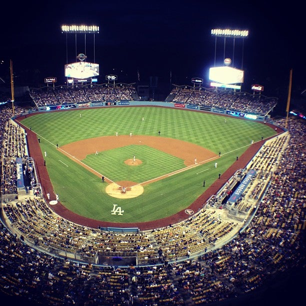 Dodger Stadium, Los Angeles: Tickets, Schedule, Seating ...