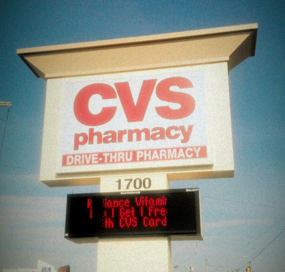 CVS pharmacy,